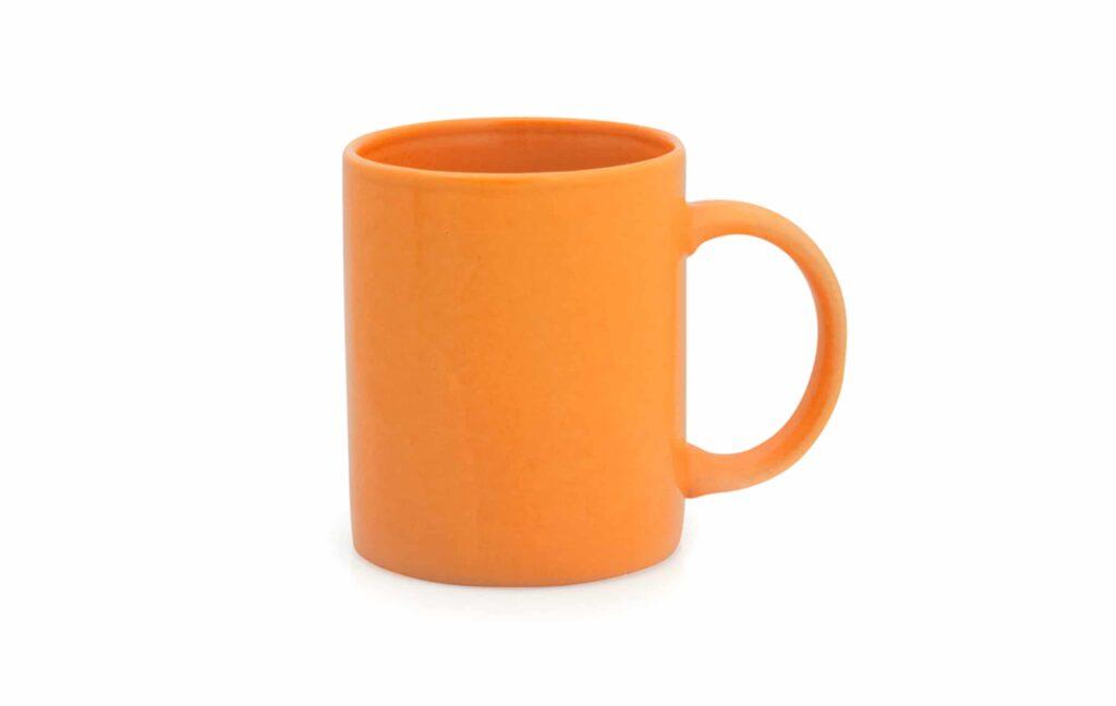taza de ceramica