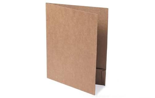 carpeta de carton personalizable
