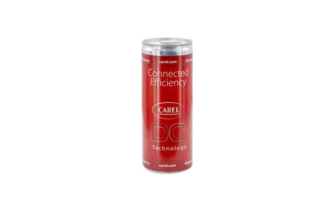 Bebida energetica lata personalizada